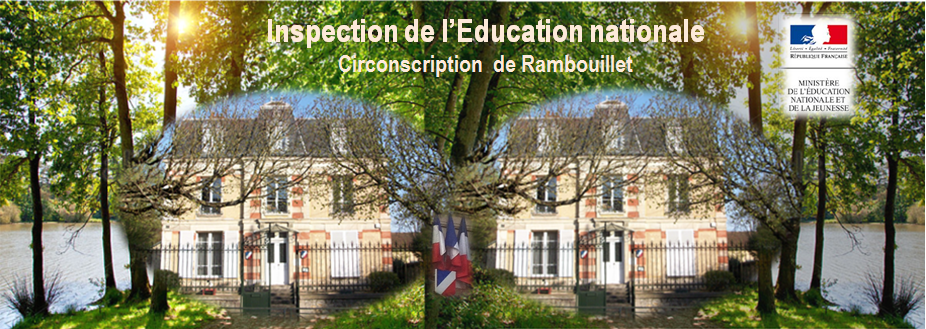 Inspection de l'Education nationale de RAMBOUILLET